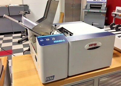 Rena Mach 5 Color Printer, Mcolor, Neopost, Hasler