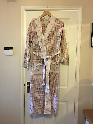 Cath Kidston Dressing Gown -size M