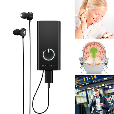 NEW VALKEE Human Charger BLACK Therapy Bright Light Headset
