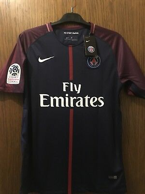Paris St. Germain Neymar Trikot 2017/18