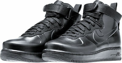 brand new 3f7a8 01300 NIKE AIR FORCE 1 Foamposite Cupsole Triple Black AH6771 001 Mens Size 9-13  AF1