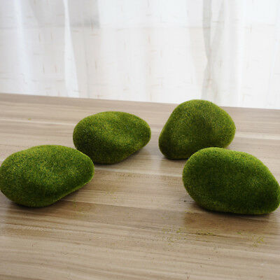 5PCS Aquarium Foam Green Moss ball Marimo Moss Tank Ornament Decoration