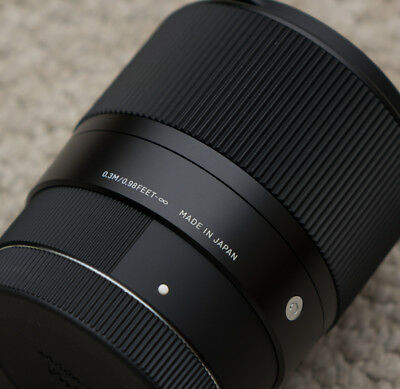 Sigma 30mm F1.4 DC DN Lens for Sony E Mount - Used