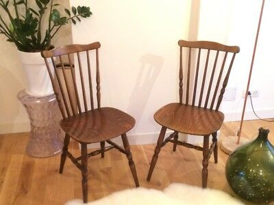 Lot de 3 chaises Baumann