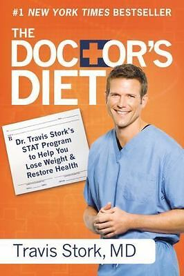 *NEW The Doctors Diet BY Dr. Travis Stork STAT Program Doctor's Diet Weight Loss