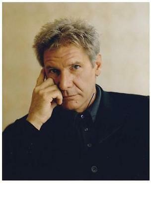 Harrison Ford (Star Wars Han Solo / Indiana Jones) Orig. Autogramm !