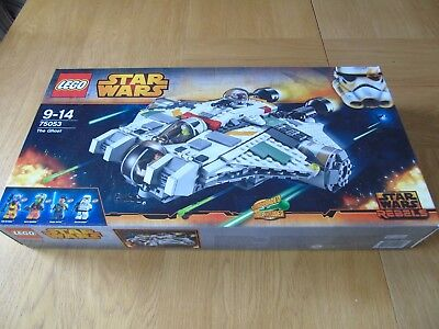 lego star wars 75053 the ghost brand new