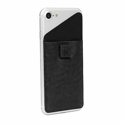 Lifeworks Technology Group CG-7P200B Cell Phone Bank Card Case, Magnetic, Black