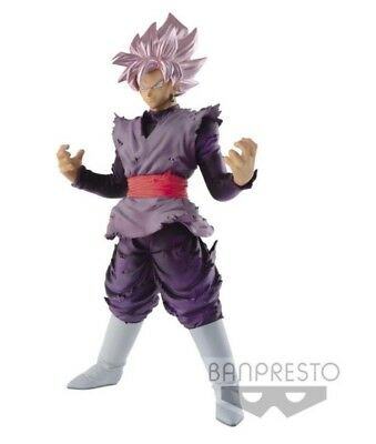 PRE-ORDER ORIGINAL Dragonball Figur Blood of Saiyans Black Goku Gott God Rose