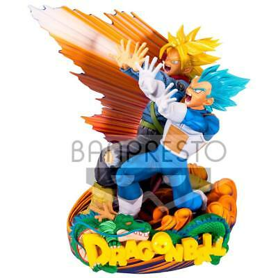 PRE-ORDER ORIGINAL Dragonball Figur Super Master Star Piece Vegeta & Trunks
