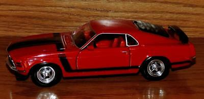 FORD MUSTANG 1970 RED 1:24 WELLY WE22088