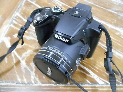 Nikon COOLPIX P510 16.1MP Digital Camera 42x Optical Zoom - accessories included