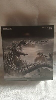 MegaHouse Art Works Collection Featuring Yuji Kaida Whole Box 8 pcs Complete 4ps