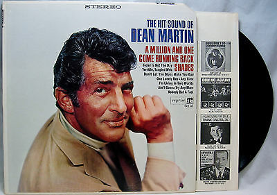 The Hit Sound Of Dean Martin LP 1966 Reprise Records RS-6213 VG++ Stereo