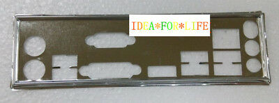 I//O Shield backplate For ASUS B75M-A /& Z77-A /& B75M-PLUS Motherboard Backplates