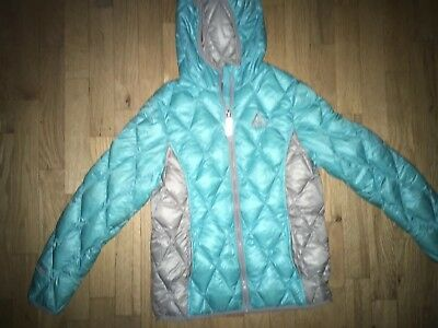 Gerry Down Quilted Hooded Winter Jacket (Youth Medium 10/12)