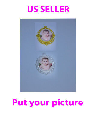 Custom pendent , put your own picture, size: 18mmx25mm
