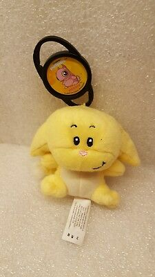 Neopets McDonald's Series Two Yellow Kacheek Plush