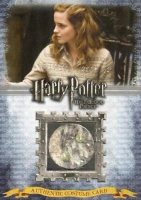 Harry Potter Half Blood Prince Update Hermione Costume Card HP C3 #098/280