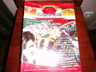Casino Club - Magazin Nr. 1 - 23