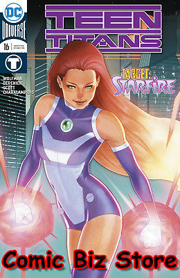 Teen Titans #16 (2018) 1St Printing Dc Universe Rebirth Bagged & Boarded