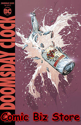 Doomsday Clock #3 (Of 12) (2018) 1St Printing Bagged & Boarded Dc Comics