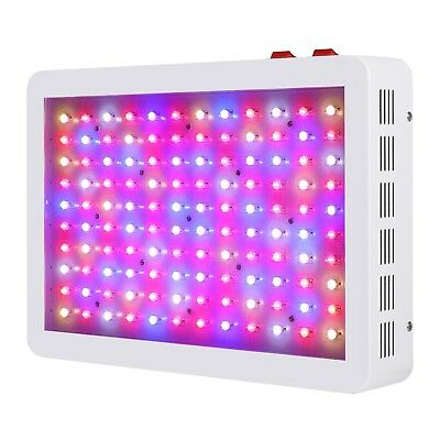 600w led grow light - high yield - full spectrum indoor hydroponic plants veg