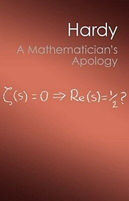 A Mathematician's Apology G. H. Hardy