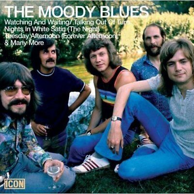 The Moody Blues - Icon - Best Of / 15 Greatest Hits - CD Neu & OVP