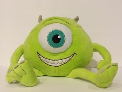 Disney Pixar Monsters Inc. Mike Wazowski Green Stuffed Plush Doll