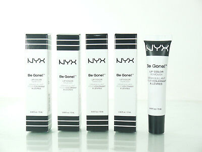 NYX Cosmetics Be Gone! Long Lasting Lip Color Lipstick Remover BGLR01 0.43oz.PIC