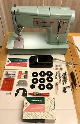 Industrial Strength  SINGER 338  HEAVY DUTY Sewing Machine 10 OZ LEATHER