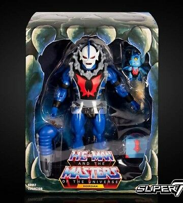 Masters of the universe classics,He-Man, Motuc, Super7 Filmation Hordak
