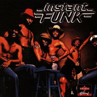 Various Artists : Instant Funk CD