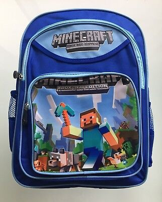 Minecraft Backpack Bag School Bag! Brand New!