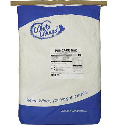 White Wings Pancake Mix 15kg x 1
