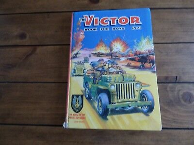 Victor book for boys 1971