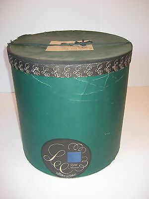 Vintage Lee Fifth Avenue Hat Box
