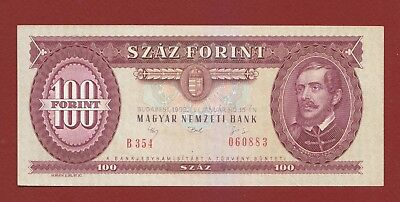 Hungary 100 Forint UNC bank note
