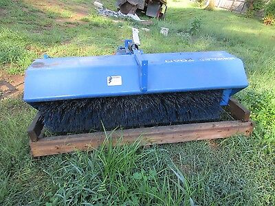 New Holland  704D Sweepster Rotary Broom No Resv Brand New In Factory Crate
