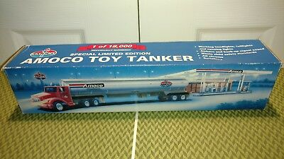 Amoco Toy Tanker Special Limited Edition 1st Of Series Collectors Edition. NIB!
