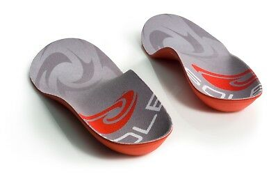 SOLE Thin Sport Footbed Insoles - All sizes