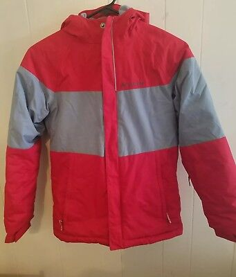 cd4f5fe6c2eb YOUTH KIDS COLUMBIA SPORTSWEAR Thick Warm Winter Jacket Unisex Size ...