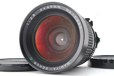 [C Normal] MAMIYA SEKOR-C 45mm F/2.8 MF Lens for 645 etc From JAPAN Y4083