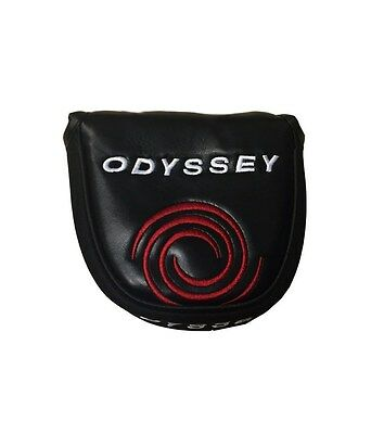 Odyssey Universal Mallet Putter Head Cover - Brand New 2 Ball