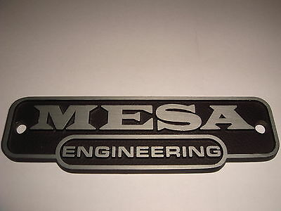 Mesa Boogie Engineering logo klein