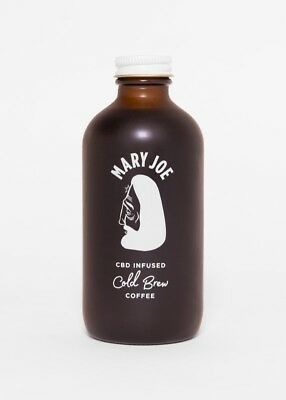 Barry Mcgee Glass Bottle Mary Joe Brand (Limited Release)
