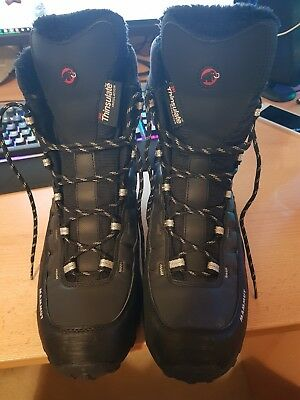 MAMMUT BLACKFIN II High WP Winter boots (Men s da5ddd3bf8e