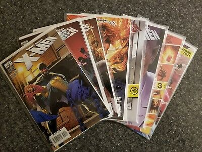 Uncanny X-Men Lot: Issues #501-502, 510-511, 530-533  All VF-NM  Read Once