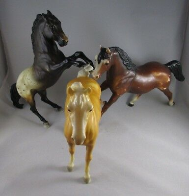 Breyer Horse Body Lot Perfect for Customizing Fighting Stallion Running Mare FAM